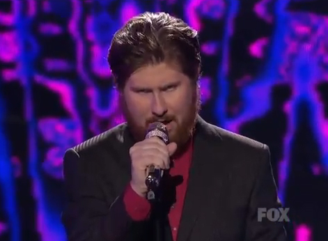 american idol casey abrams save. Casey Abrams on American