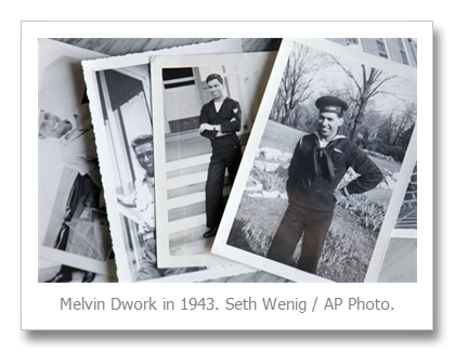 SAN DIEGO -- Nearly 70 years after expelling Melvin Dwork for being gay, ...