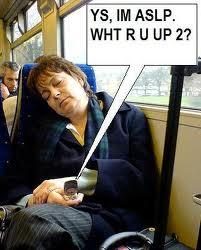 Sleeptexting