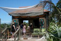 Castaway cabana