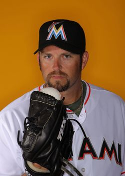 Heath+Bell+Miami+Marlins+Photo+Day+QiW4D4-duFfl