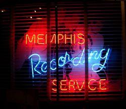 Memphisrecording