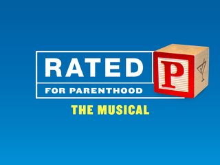 Rated P for Parenthood logo