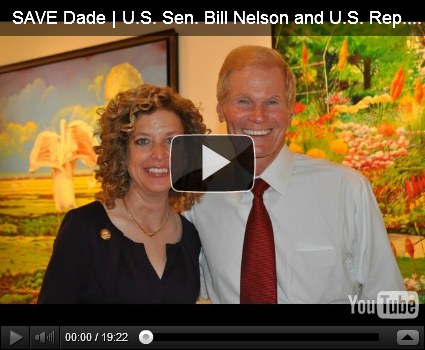 U.S. Sen. Bill Nelson to receive SAVE Dade award; says gay marriage 'should ...