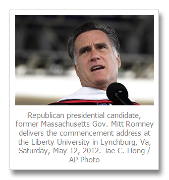 Mitt Romney's Mormon faith has shaped his life, but he barely mentioned it ...