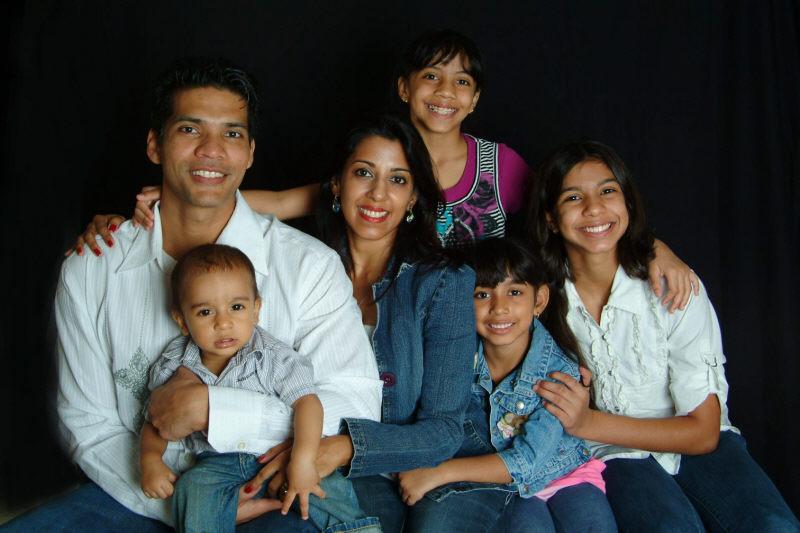 Family picture JFZANA
