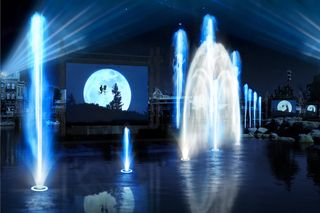 Universal's Cinematic Spectacular 3