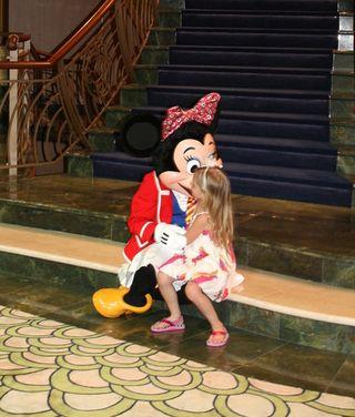 Minnie&girl