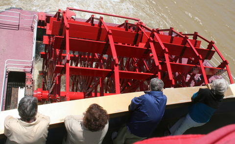 Canal watchwheel