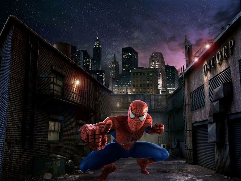 06_The Amazing Adventures of Spider-Man