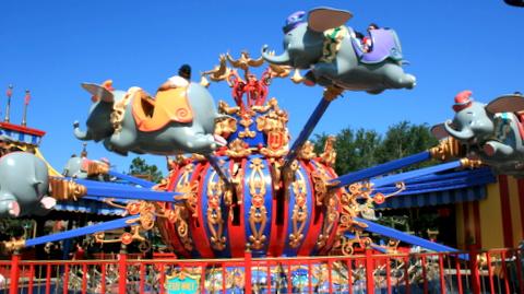 Fantasyland dumbo