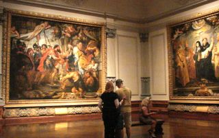 Ringling tapestries