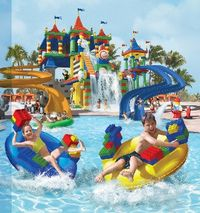 Legoland water park cropped