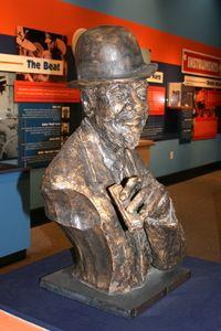 Sonny statue