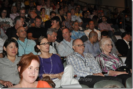 Miami Gay & Lesbian Film Festival opening night 032