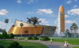 Atlantis rendering