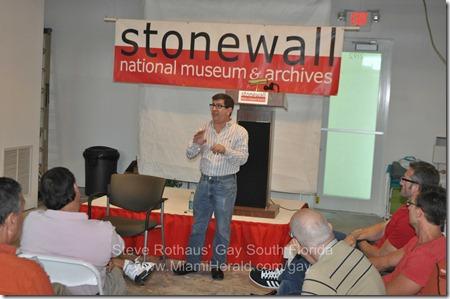 Stonewall Museum conversation 009