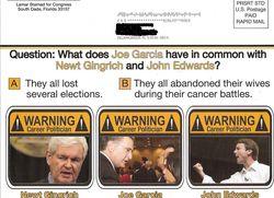 Sternard Anti Joe Mail Front