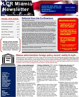 lcr newsletter