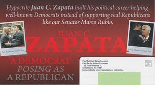 Zapata Rubio back