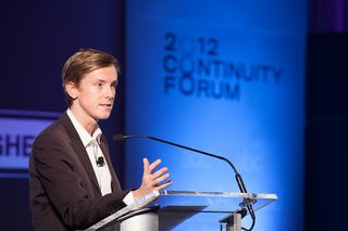 Chris Hughes at abc Forum