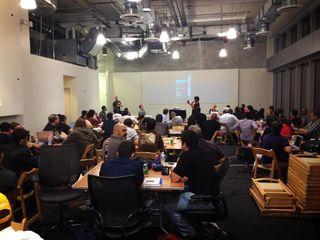 Hackathon Photo 2