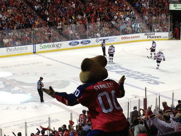 BLACK TUESDAY IN SUNRISE: Florida Panthers Layoff Employees -- Including Mascot Stanley C. Panther