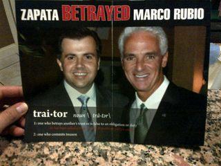 Zapata Rubio front