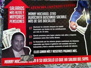 Machado pensions front