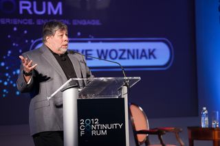 Steve Wozniak at abc Forum