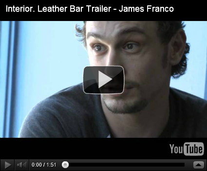 James franco to attend 2013 miami gay lesbian film for Interior leather bar