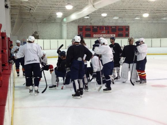 LOCKOUT ENDS: Florida Panthers Ready to Get Back to Work ... Gary Bettman Apologizes