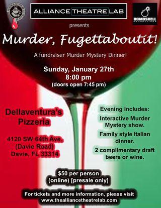 Murder, Fugettaboutit Poster (final)