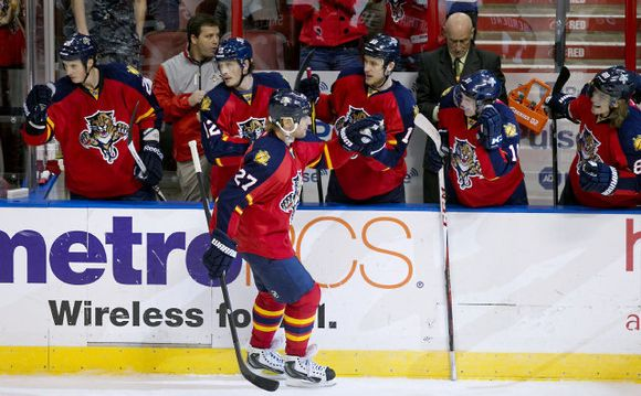 ALEX KOVALEV: Future Remains Up in Air ... Time with Florida Panthers is Over