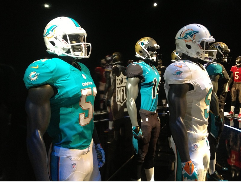 New Dolphins Uniforms Leaked!