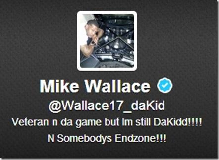 wallace twitter