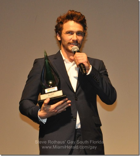 James Franco - MGLFF Day 2 2013-04-27 056