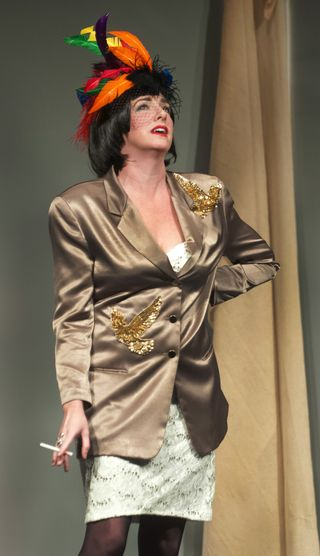 Erin Joy Schmidt.Blow Me.Isabella Blow