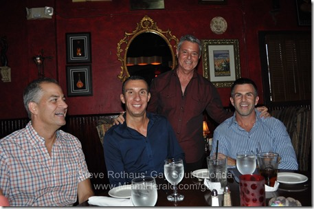 Guys Dine Out at Magnum 2013-05-28 006