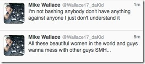 Mike Wallace tweet