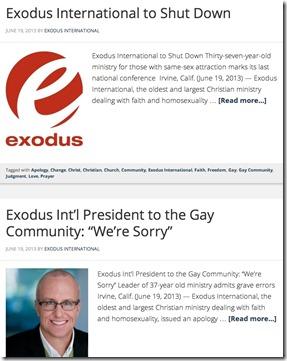 exodus blog