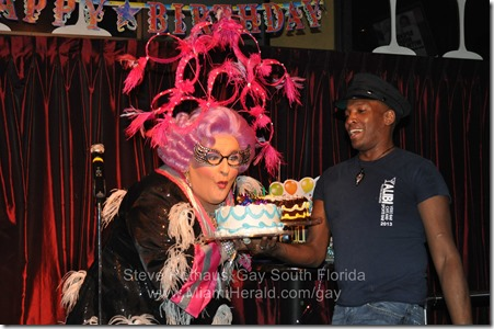 Dame Edna's birthday 2013-07-29 025