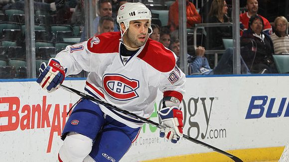 HELLO, SCOTT GOMEZ: Panthers Sign Veteran Center to Inexpensive Contract