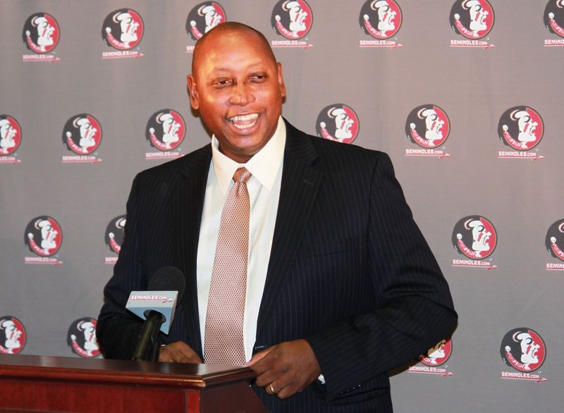 Director of Athletic Stan Wilcox