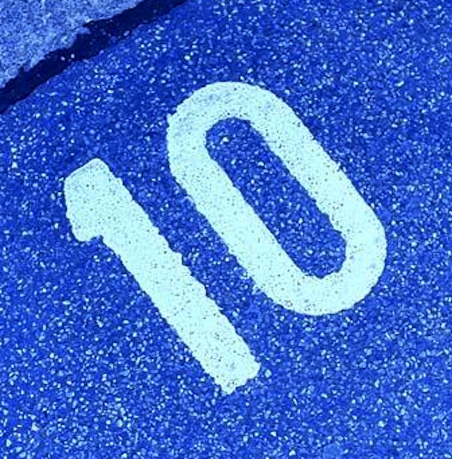 Number-10-spraypaint