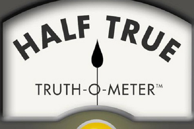 Poti-truth-o-meter