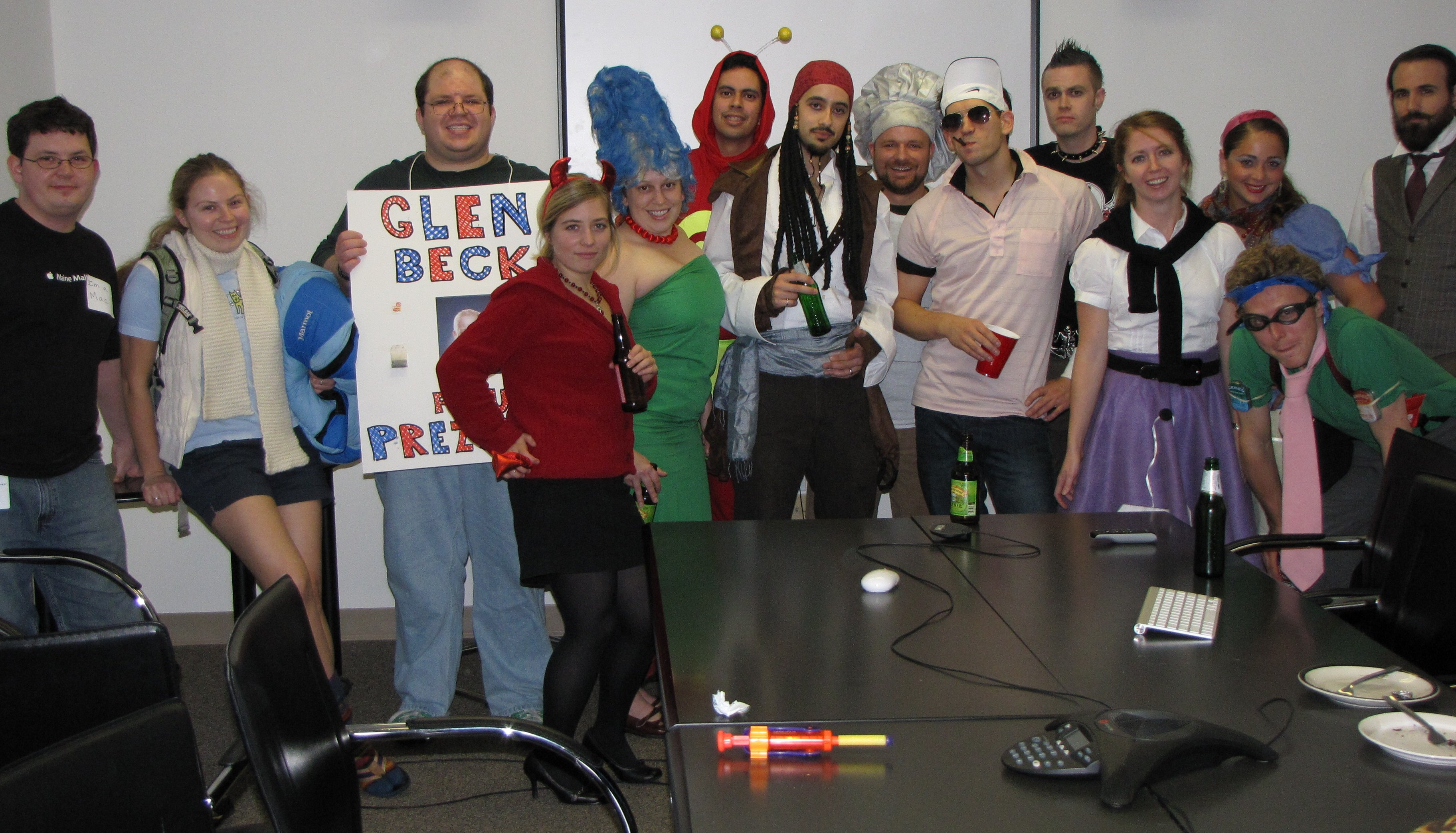 Office halloween costumes - I Ll Never Forget The Year That My Co Worker Showed Up At The Office Dressed As A Male Organ While Some Of Us Thought It Was A Riot Others Were Offended