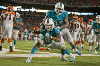 Dolphins beat Bengals 22-20 in overtime