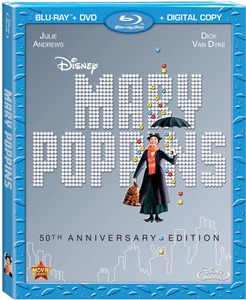 MaryPoppins50thBlurayCombo