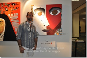 2013-12-08 Marcelo Holzinger - Miami River Art Fair 009